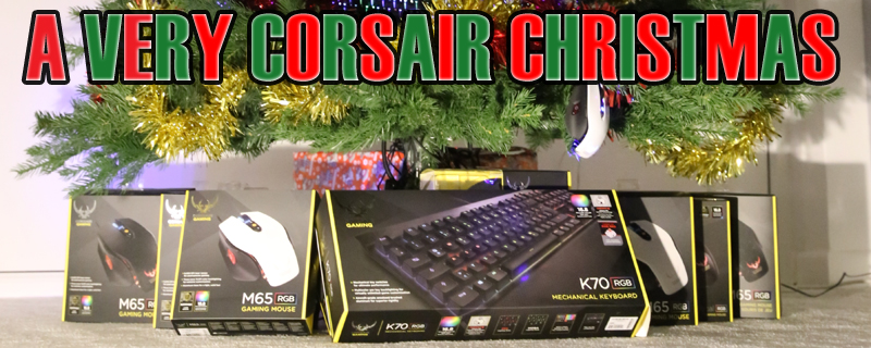Corsair Gaming Christmas Tree Special