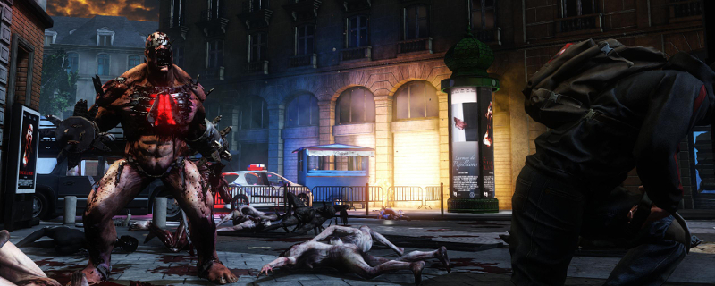 Killing Floor 2 With Nvidia GameWorks