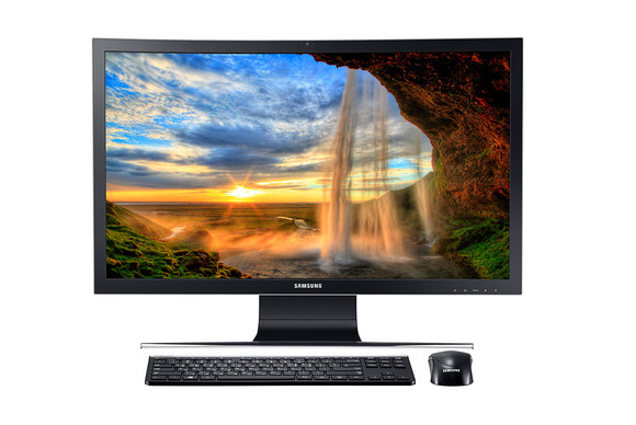 Samsung Announces ATIV One 7 Curved All-In-One PC