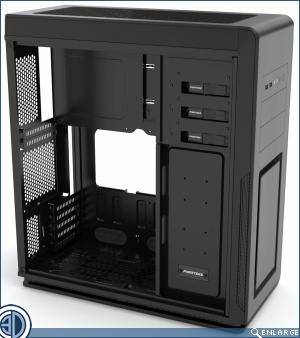 Phanteks Announces Enthoo Mini XL Chassis