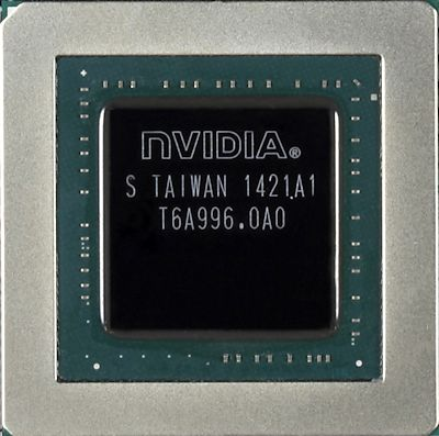 Nvidia Maxwell GM206 Pictured