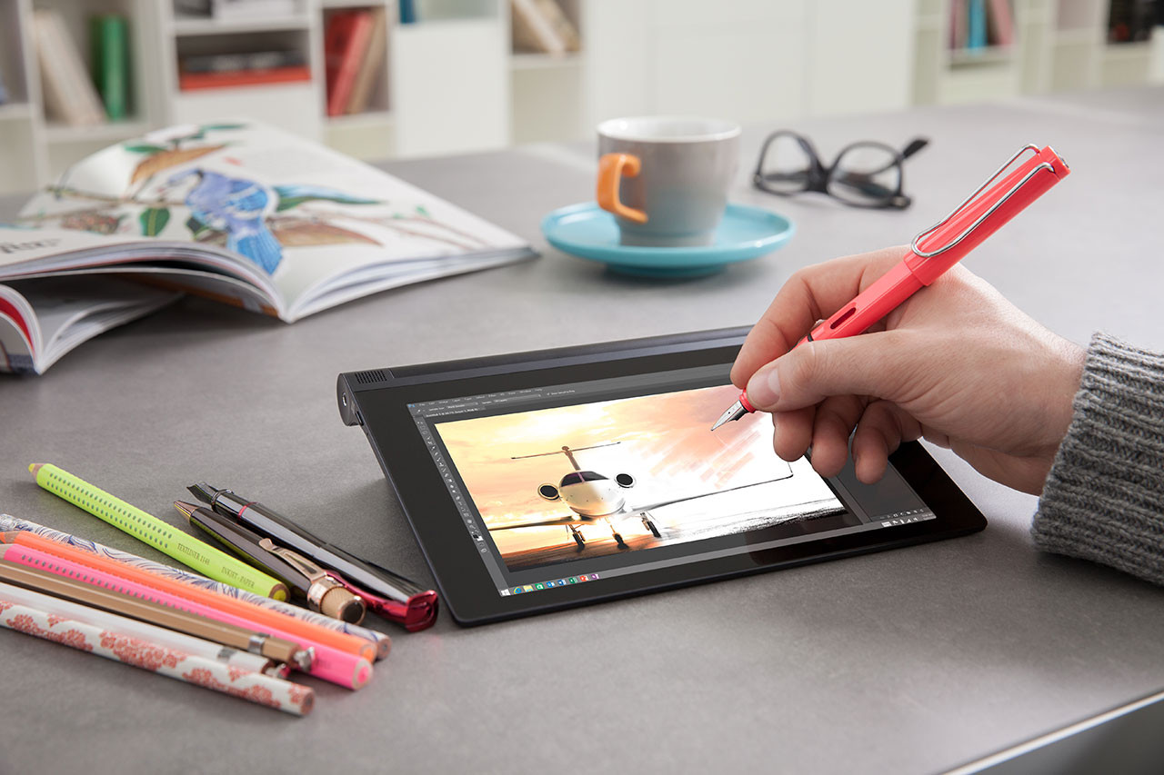 Lenovo Yoga with AnyPen Technology