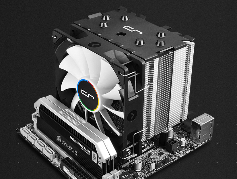 CRYORIG Release their H7 CPU cooler.