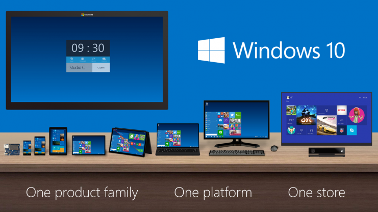 Windows 10 will have a 32-bit version?