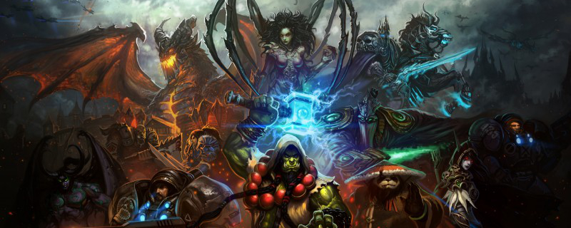 Join the Heroes of the Storm Beta, for a price.