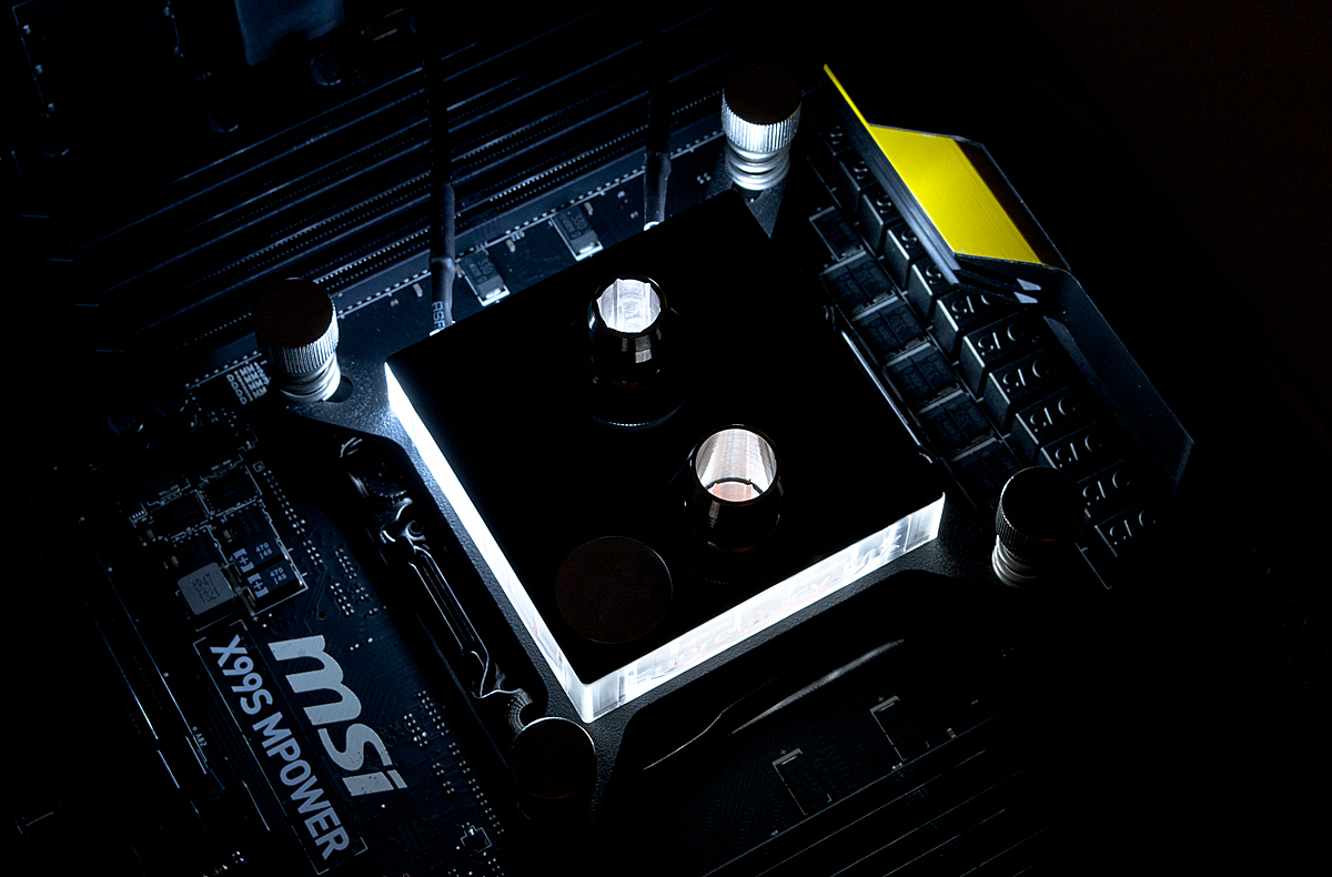 EKWB Announces Supremacy MX High-Value Water Block
