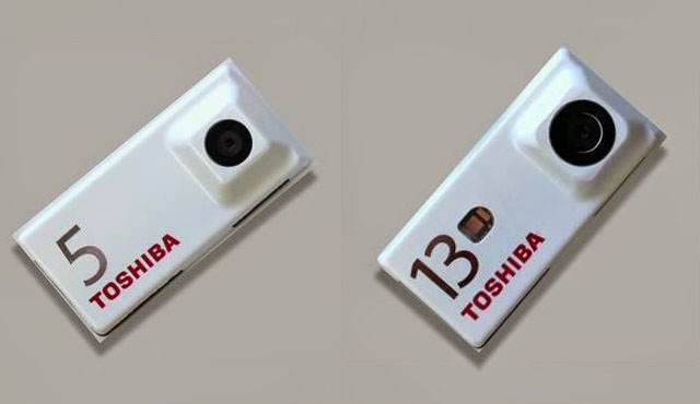 Toshiba shows off Project Ara Camera Modules