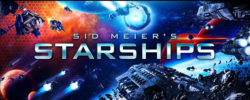 Sid Meier's Starships Coming in March