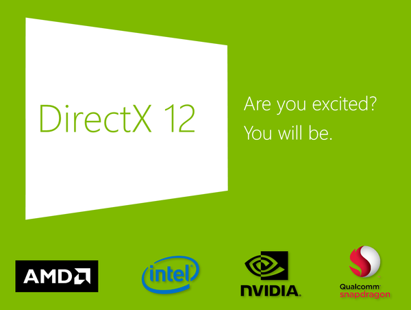 DirectX 12 Will Allow Multi-GPU Between GeForce And Radeon Configs?