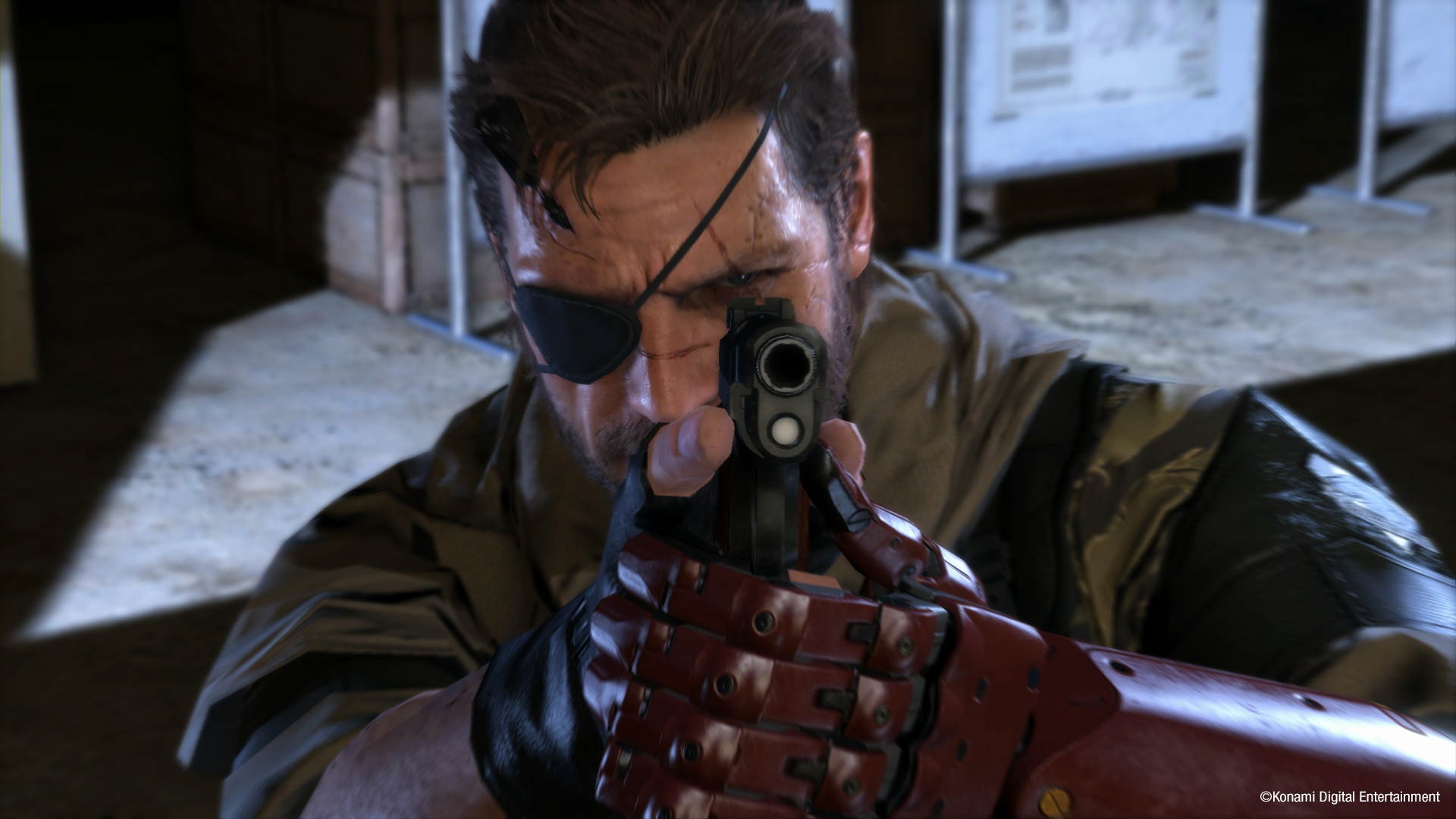 Metal Gear Solid V PC Release Delayed