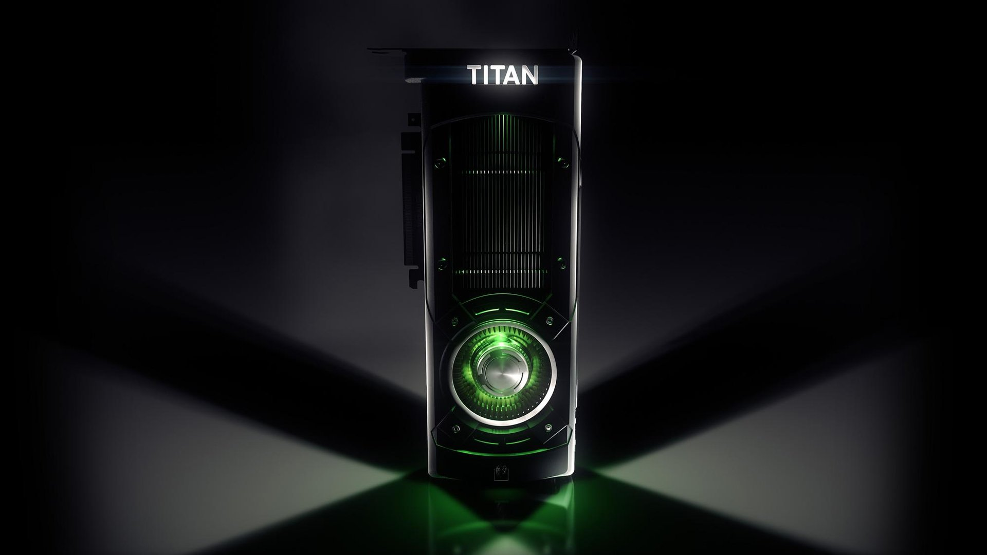 Nvidia shows off the TITAN X at GDC