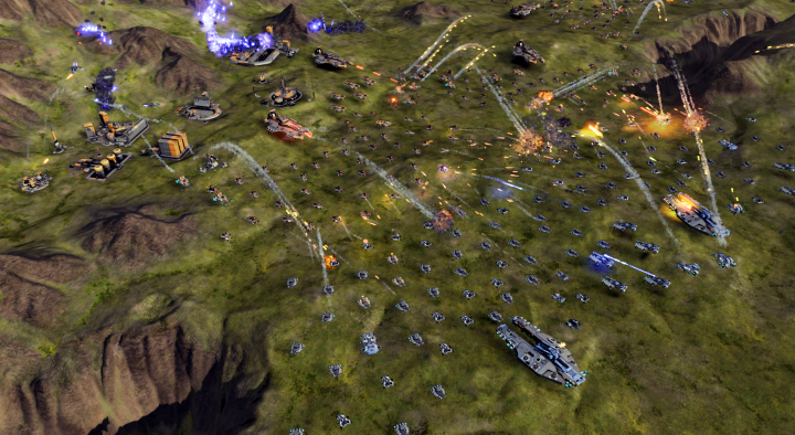 Stardock Reveals a New RTS powered by the Nitrous Engine