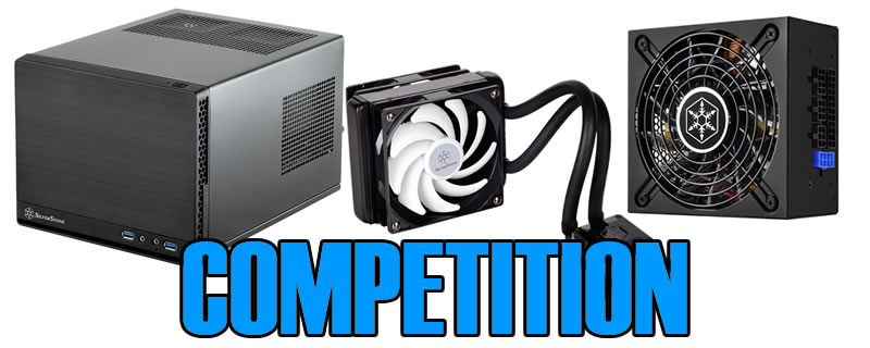 Silverstone ITX Starter Kit Competition
