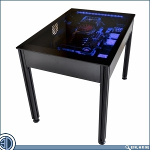 Lian Li Gives a Sneak peak at their latest Desk and PC cases
