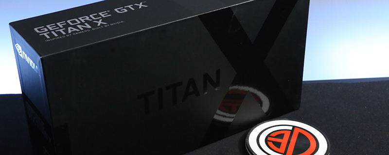 nVidia GTX Titan X Review