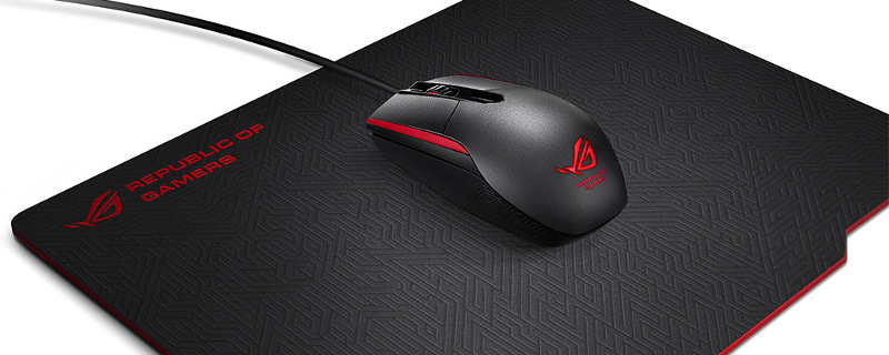 ASUS Announces ROG Sica Mouse and Whetstone Mousepad