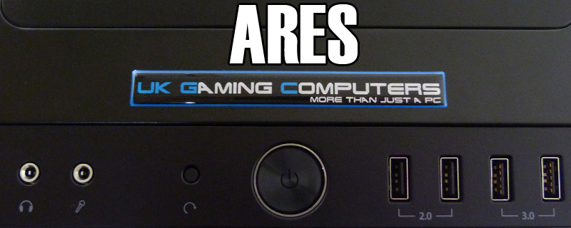 UK Gaming Computers Ares System Review