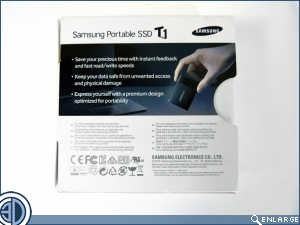Samsung T1 500GB USB 3.0 SSD Review