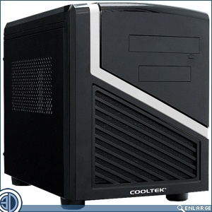 Cooltek Announces the GT-05 Mini-Tower Chassis