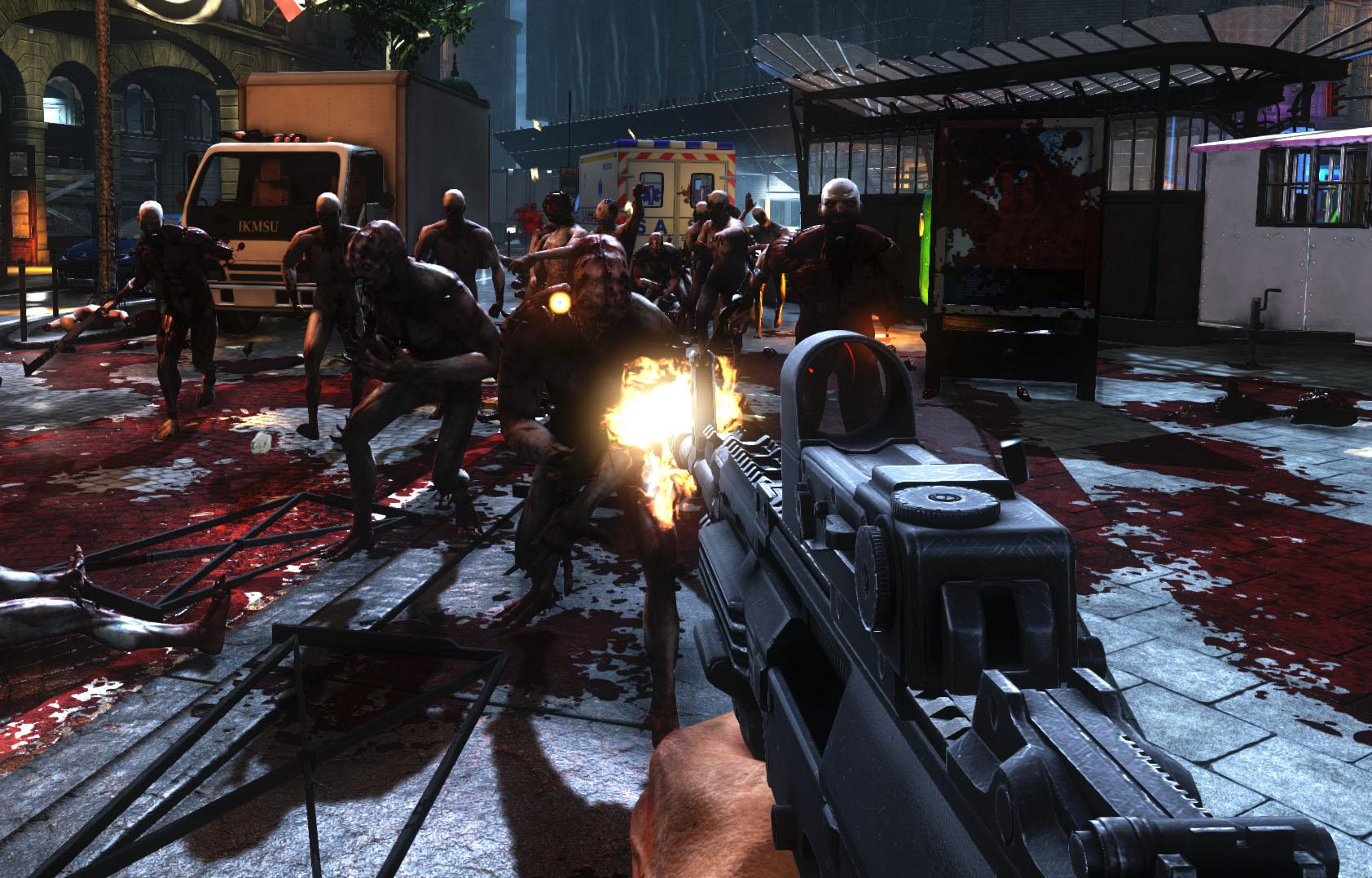 Killing Floor 2 is now on Steam
