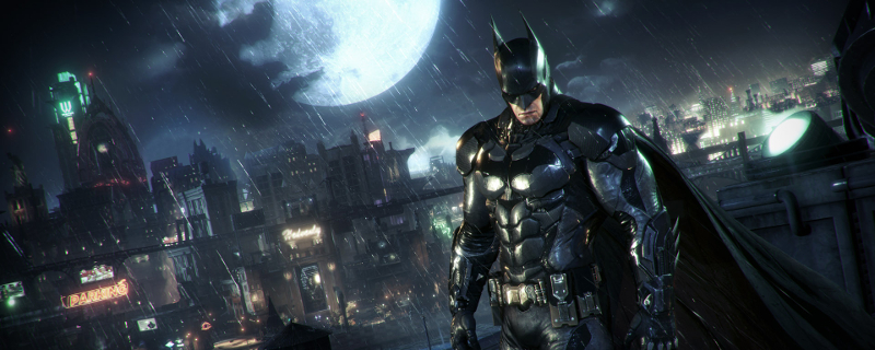 System Requirements Revealed for Batman: Arkham Knight