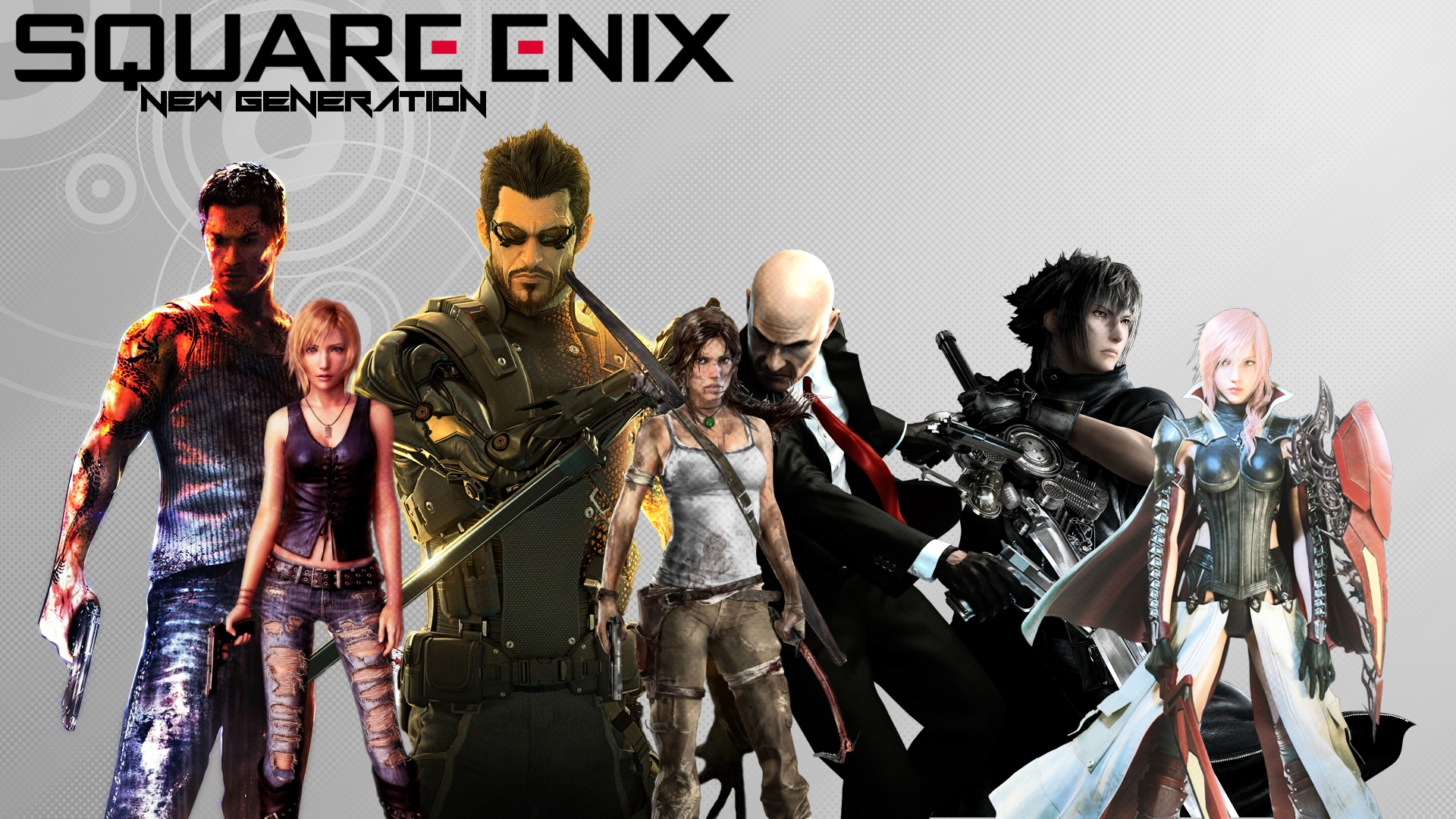 Square Enix to Host Their Own E3 Press Conference