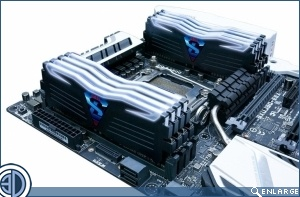 GeIL Announces Super Luce DDR4 Enthusiast Memory Series