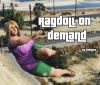 GTA 5 Ragdoll Mod is Comedy Gold