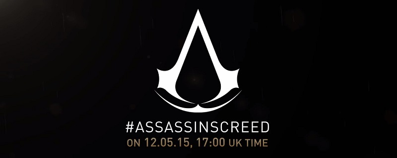 New Assassin's Creed will be revealed next week