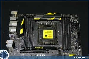 MSI X99A XPOWER AC USB 3.1 Review