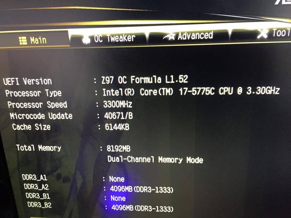Broadwell Chip Reaches 5GHz on Air Cooling