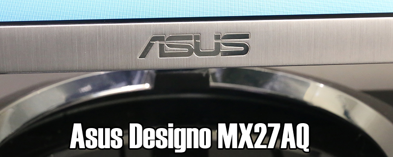 ASUS Designo MX27AQ Monitor Review