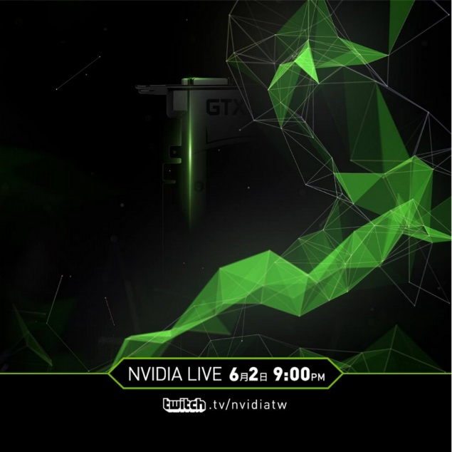 Nvidia GTX 980 Ti launching June 2nd at Computex Taipei