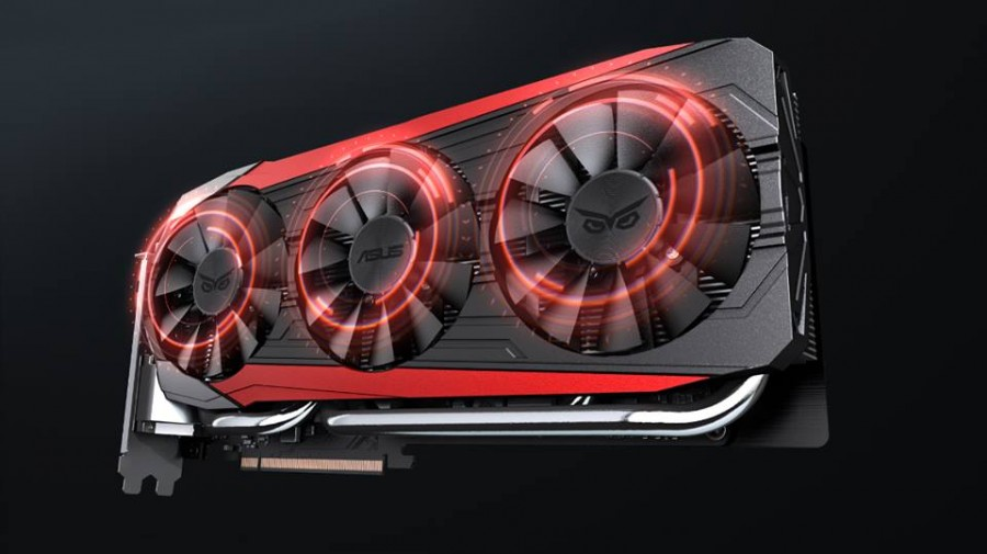 ASUS officially unveils DirectCU3 cooler