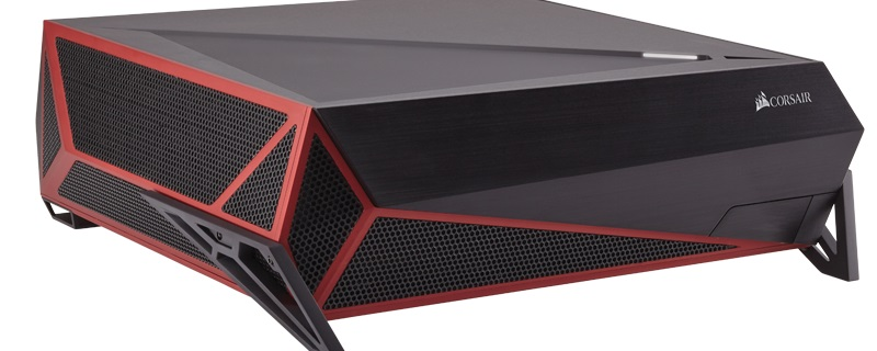 Corsair Unleashes Bulldog Living room PC at Computex 2015