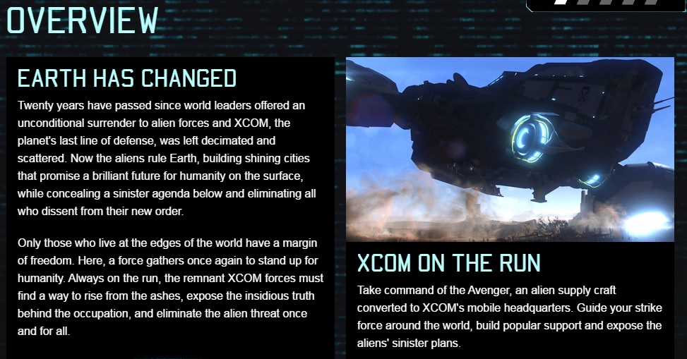 XCOM 2 has been Announced as a PC Exclusive
