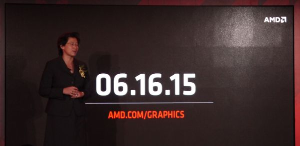 AMD Fiji release date confirmed at Computex - launches June 16th
