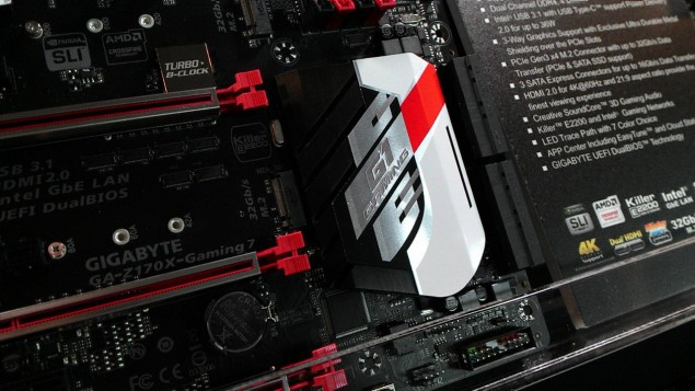 Gigabyte Unveils Z170 Gaming motherboard lineup