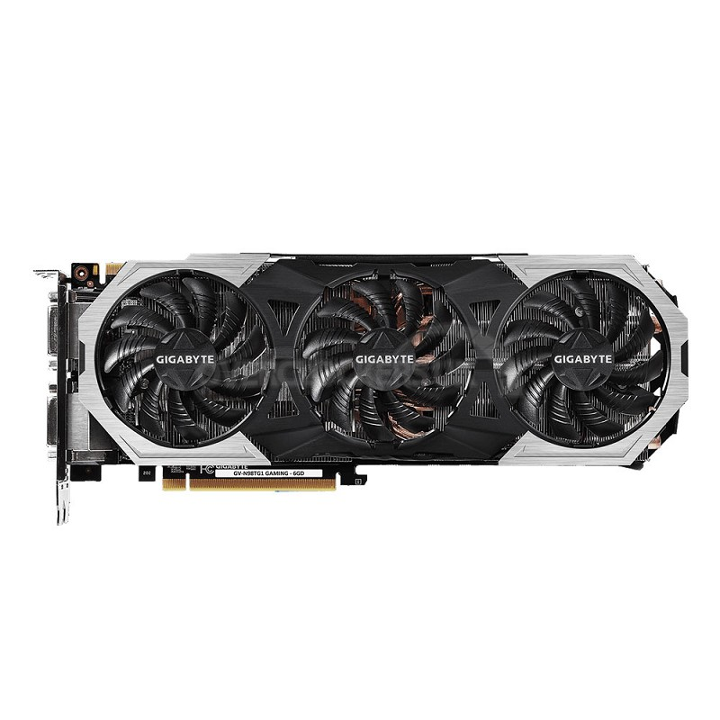 Gigabyte GTX 980 Ti G1 Gaming now available for pre-order at OCUK