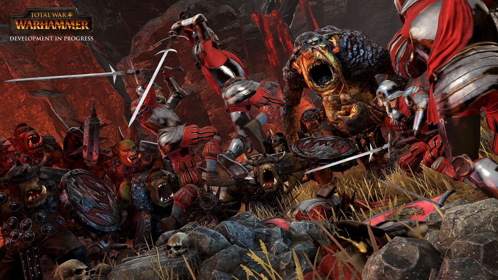Total War: Warhammer Screenshots Released