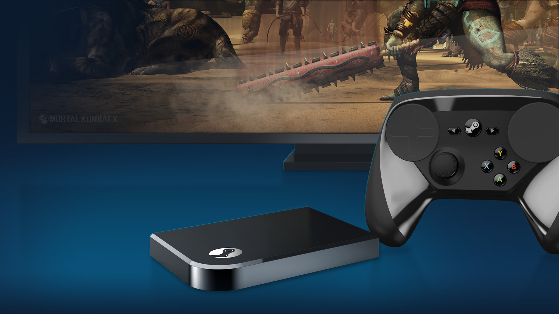 Steam Controller and Steam Link Available for Preorder