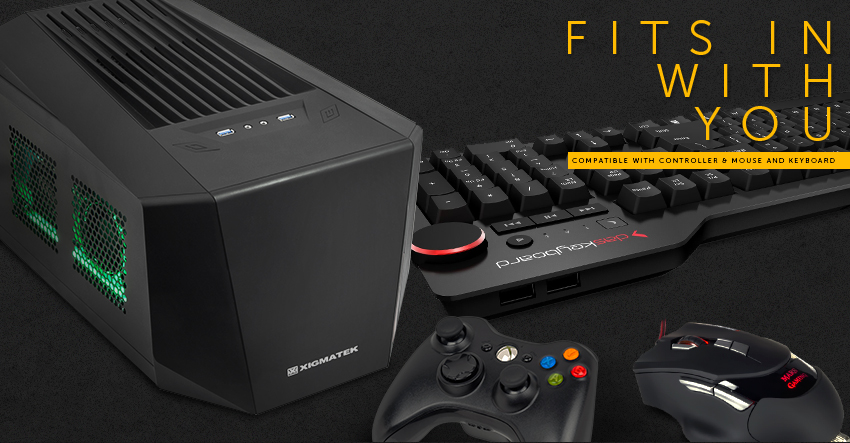 Meet OCUK's New Atomic Range of Small Form Factor PCS