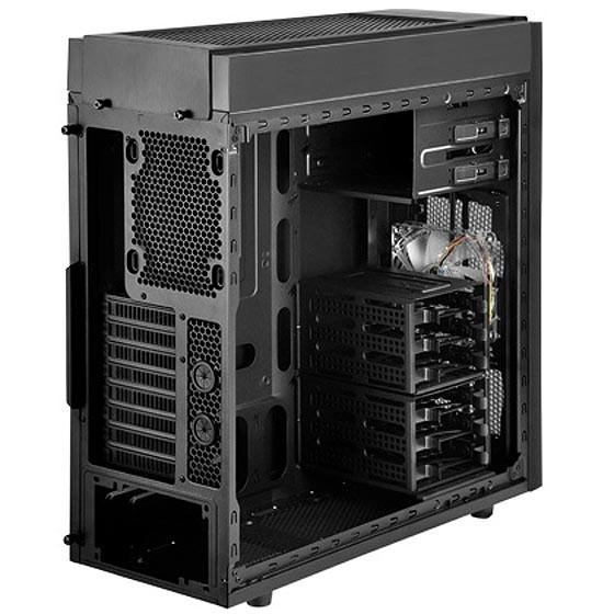 SilverStone Announces the Kublai KL05 Chassis