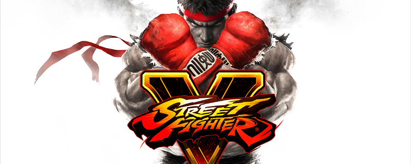 Street Fighter V Is Looking Good