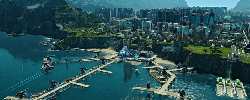 Anno 2205 trailer and Release Date
