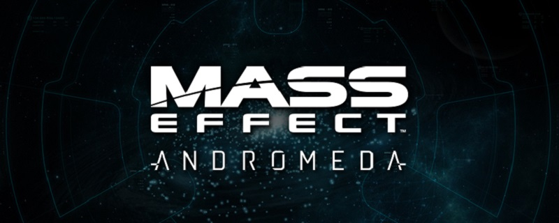 EA announces Mass Effect: Andromeda