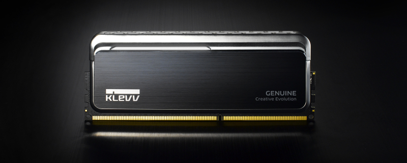 KLEVV DDR RAM â??Gaming Modulesâ?? Launched in Europe
