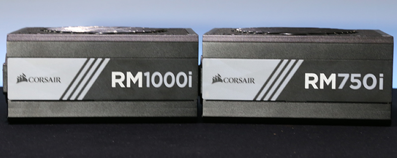 Corsair RMi RM1000i & RM750i Review