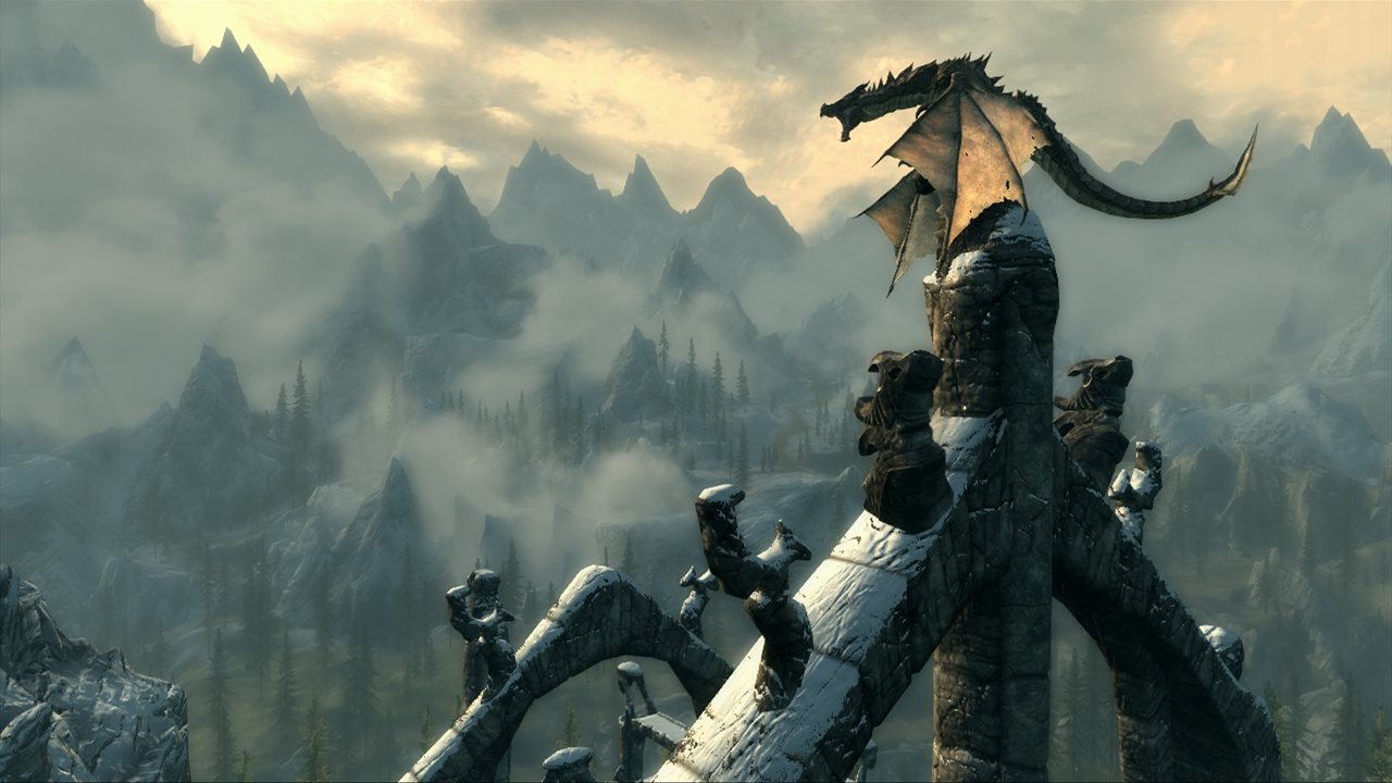 Tamriel Online turns Skyrim into a Co-Op game.
