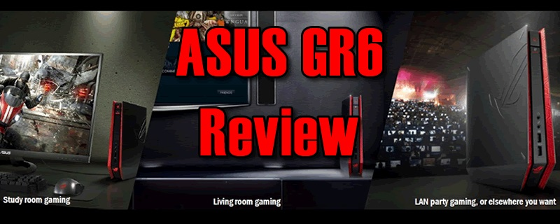 ASUS GR6 Console PC Review